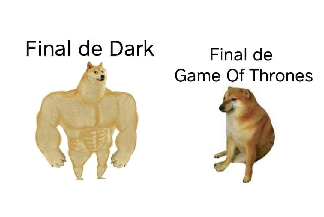 Memes de la tercera temporada de Dark
