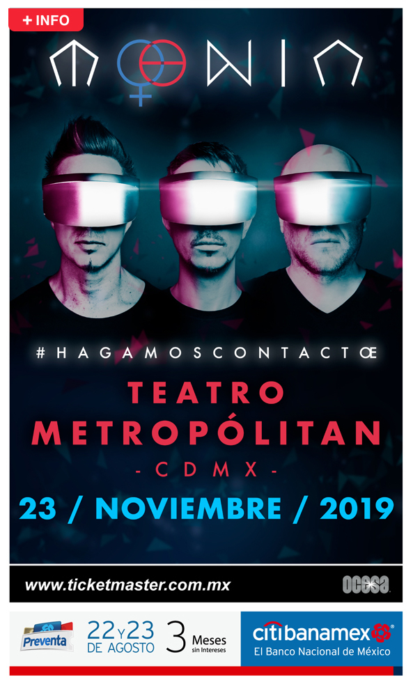Moenia México 2019