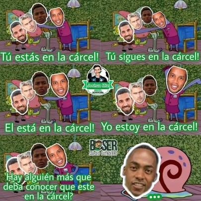 Memes de Renato Ibarra
