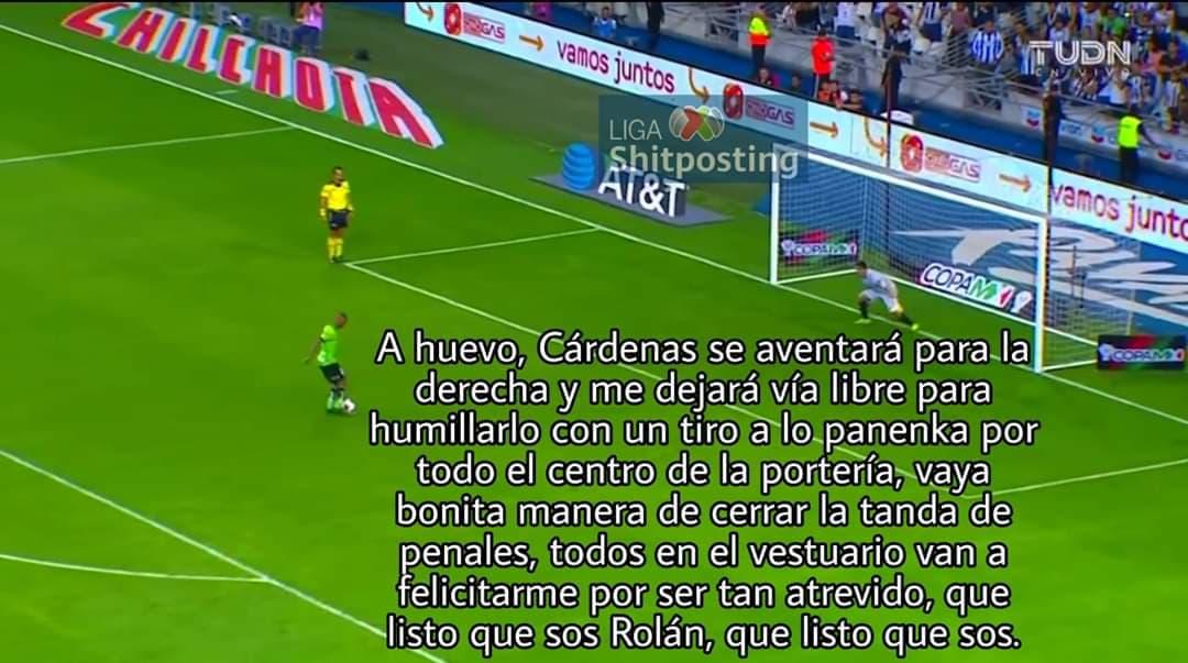 Memes de las semifinales de Copa MX