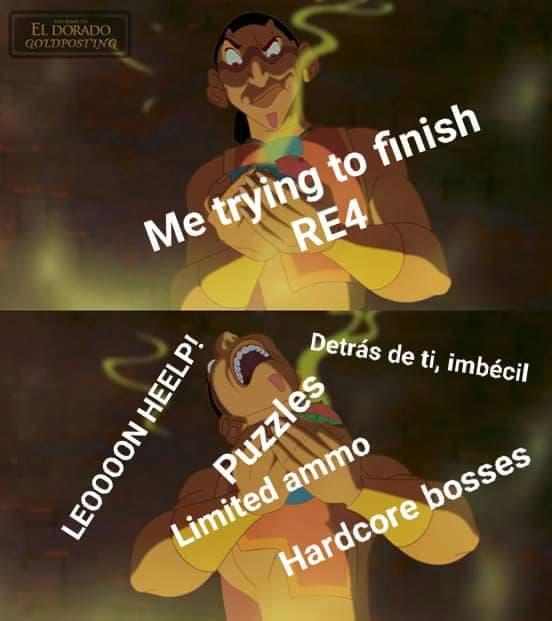 Memes de El Dorado