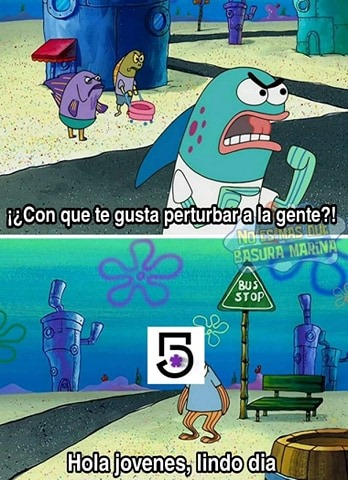 Memes del Canal 5