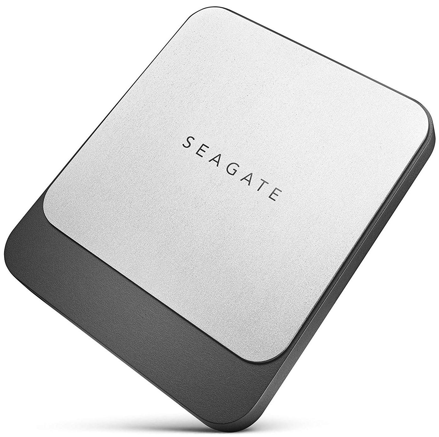 Seagate - Disco Duro SSD, 500GB