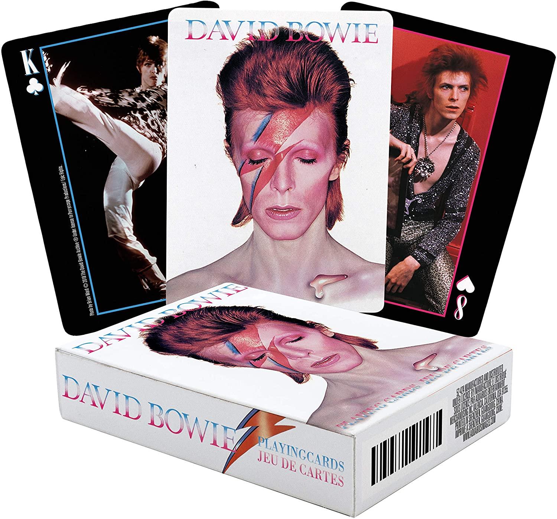 Juego de Cartas David Bowie