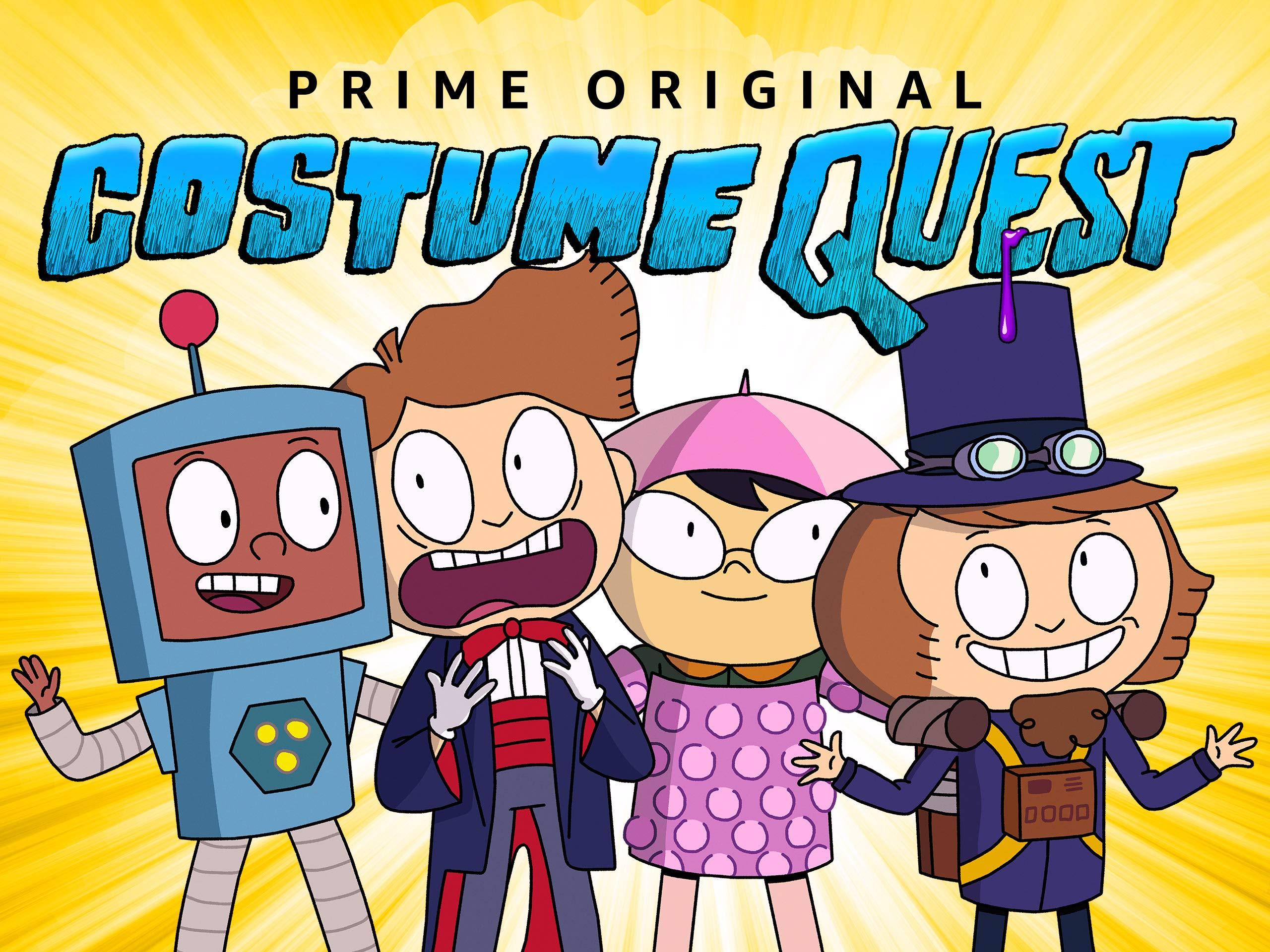 Costume Quest, Especial de Navidad