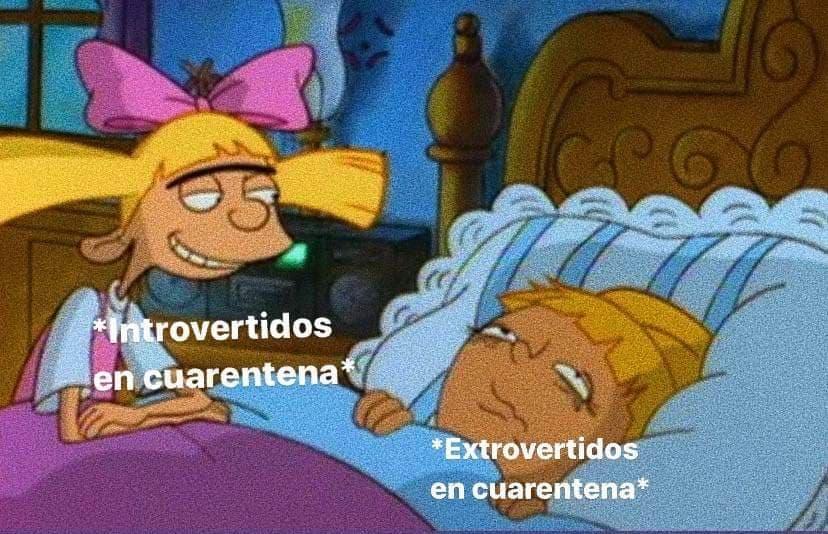 Memes de la cuarentena