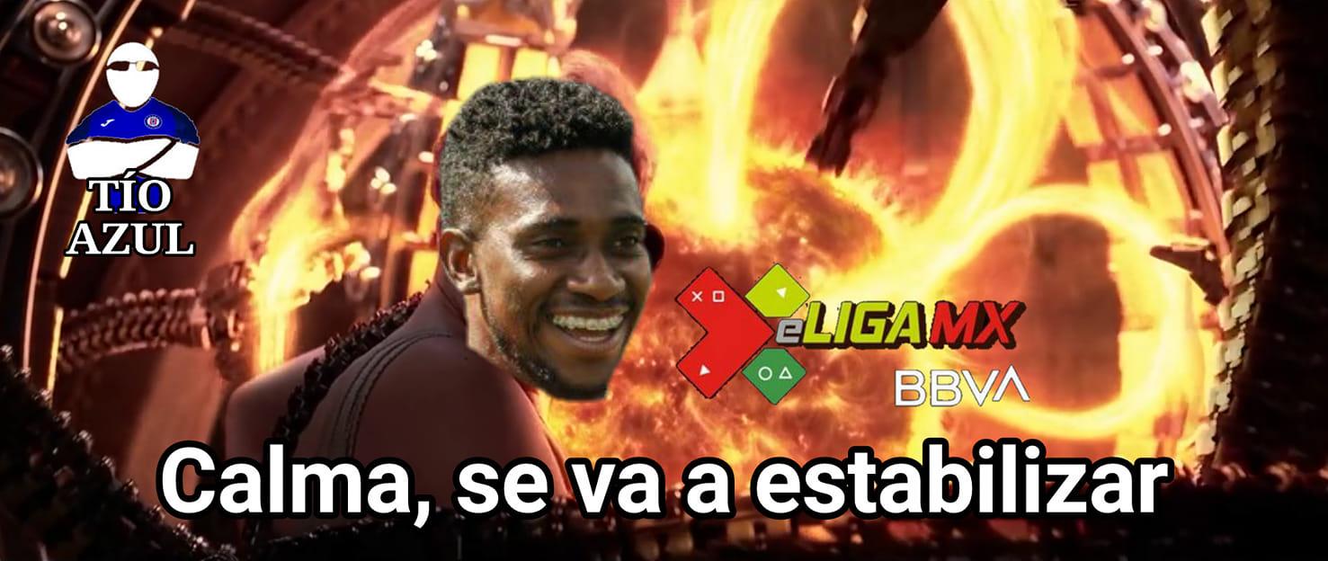 Memes de las Jornada 2 y 3 de la eLiga MX