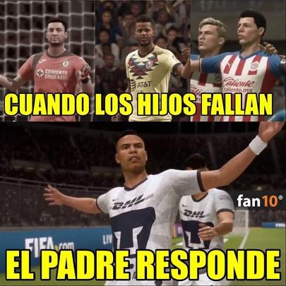 Memes de la Jornada 1 de la eLiga MX