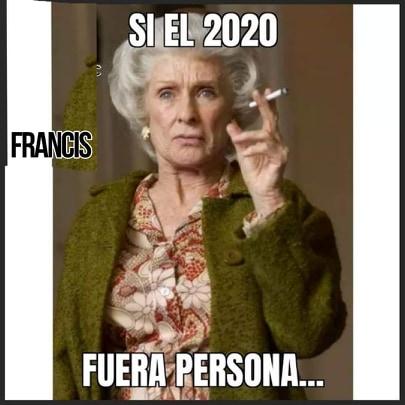 Memes del 2020
