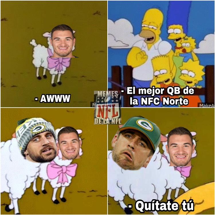 Memes de la Semana 15 de la NFL 2018