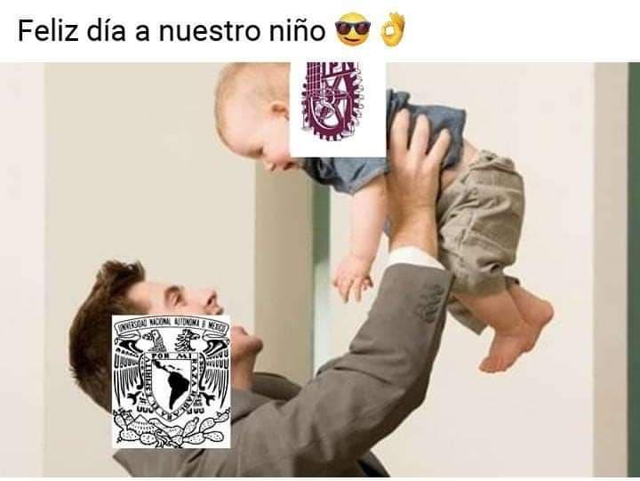 Memes del Día del Niño