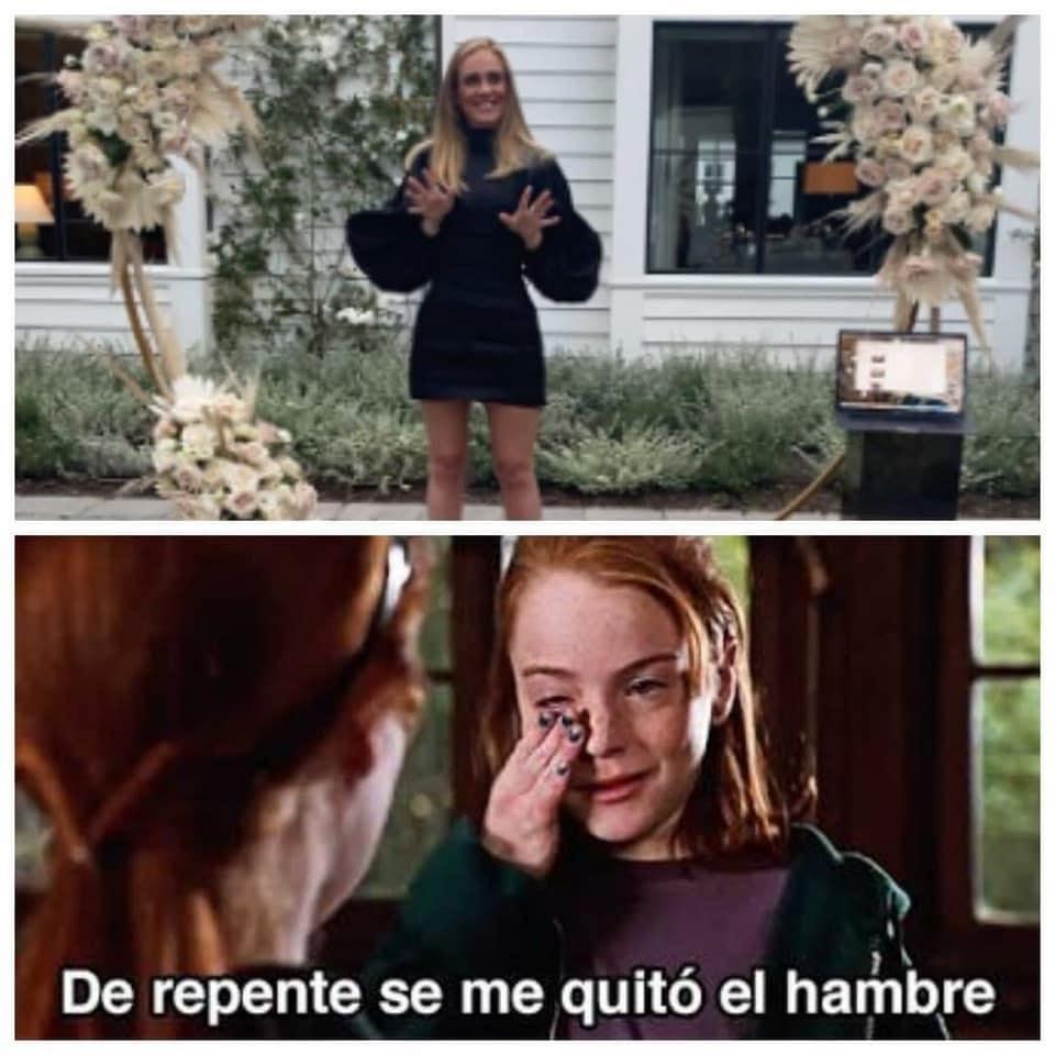 Memes de Adele