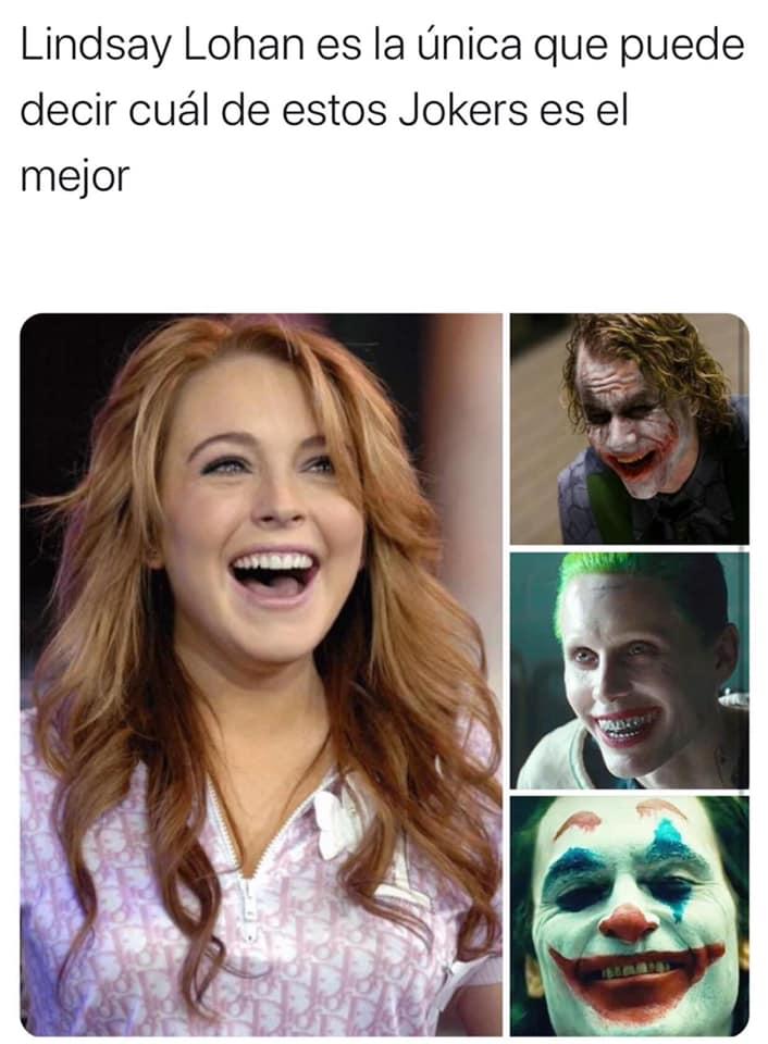 Memes de Lindsay Lohan