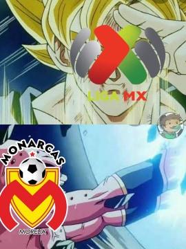 Morelia se va de la Liga