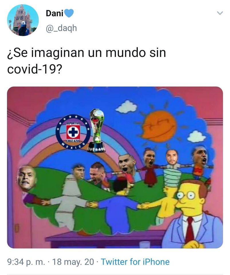 Cruz Azul no es campeón