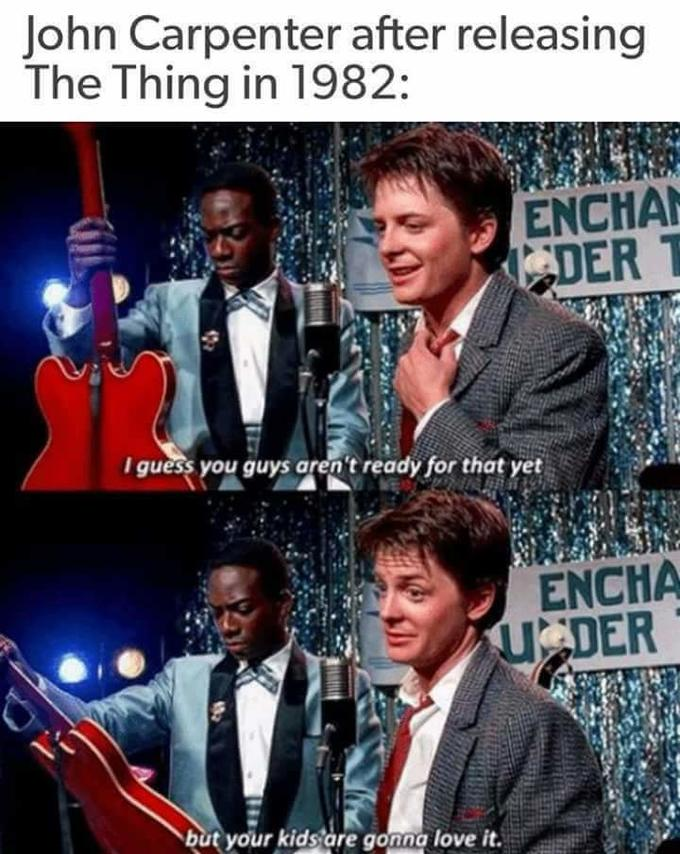 Memes de Back to the Future