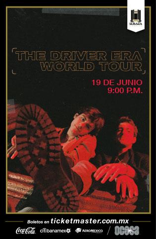 The Driver Era México 2020