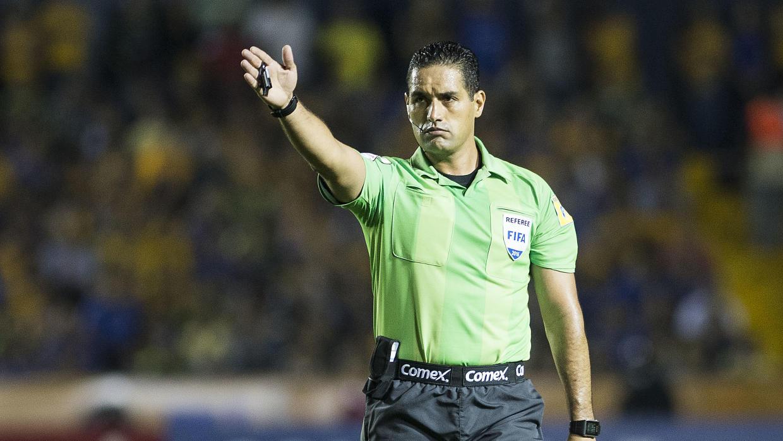 Árbitros de la Liga MX