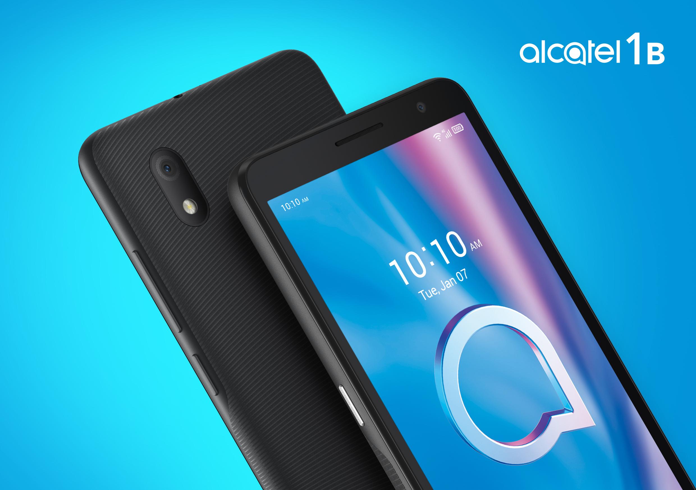 Alcatel en CES 2020: presenta su smartphone 1B