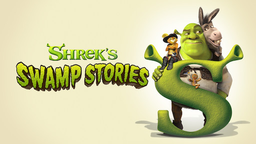 Shrek's Swamp Stories