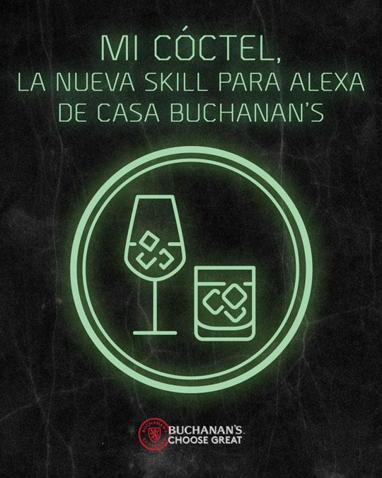 Buchanan's Mi Cóctel