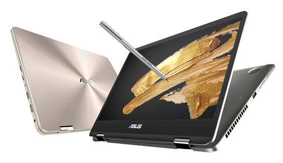 ASUS Zenbook UX461