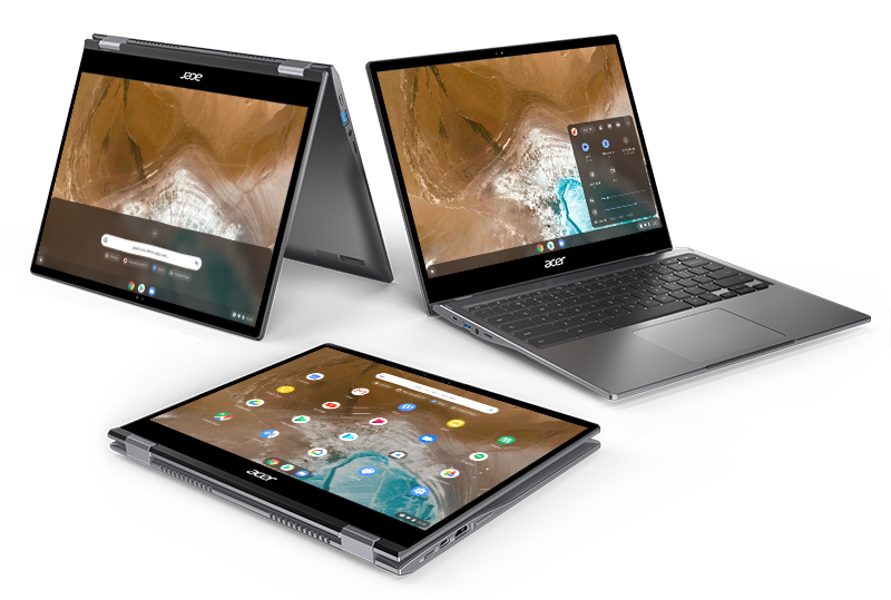 Chromebook Enterprise Spin 713
