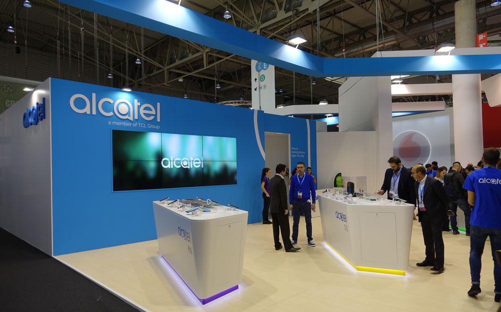 Alcatel presenta su Serie 3 y Serie 1S en el MWC 2019