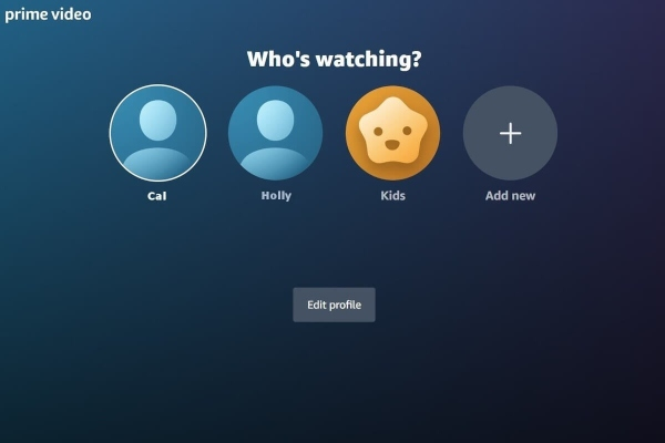 Amazon Prime Video estrena perfiles para usuarios