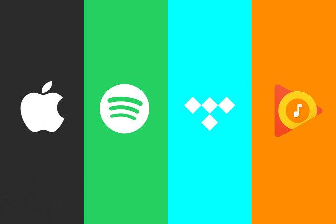 Apps de música vía streaming en México