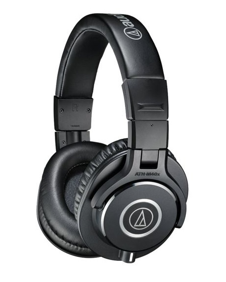 Audífonos Audio-Technica ATH-M40x Professional Studio Monitor Headphones