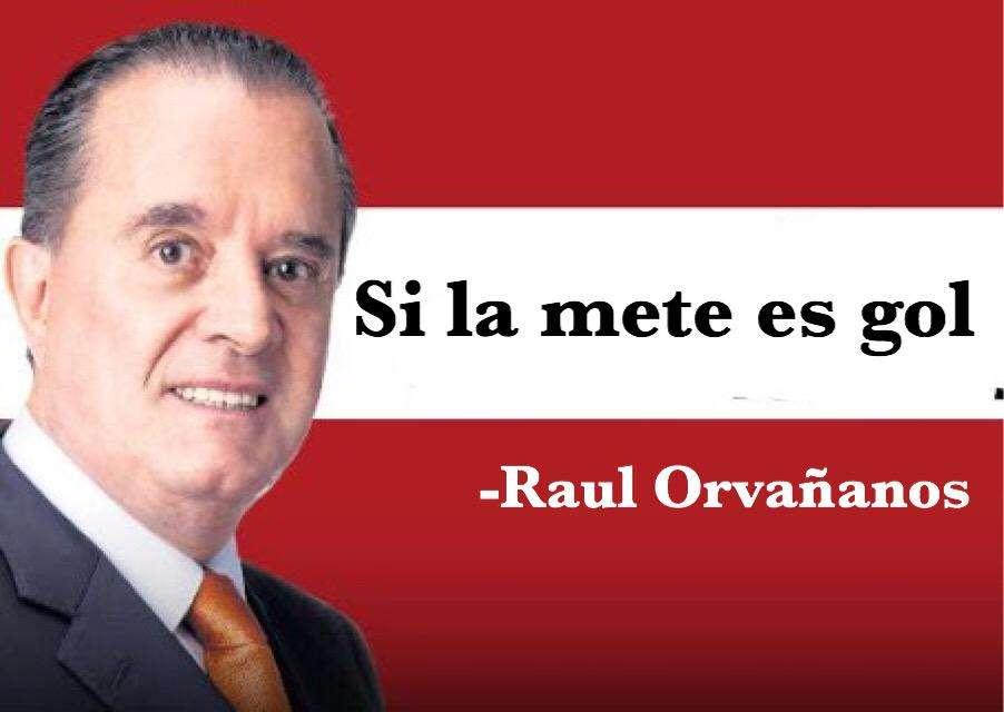 Memes bárbaros de Raúl Orvañanos