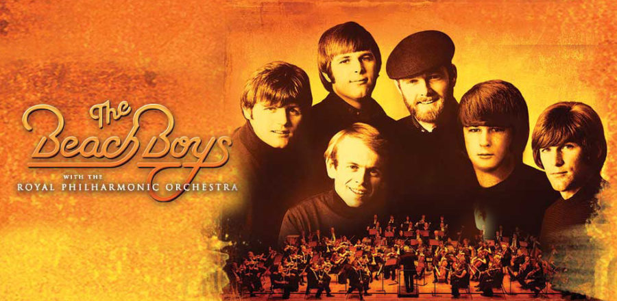 The Beach Boys – The Beach Boys with The Royal Philharmonic Orchestra