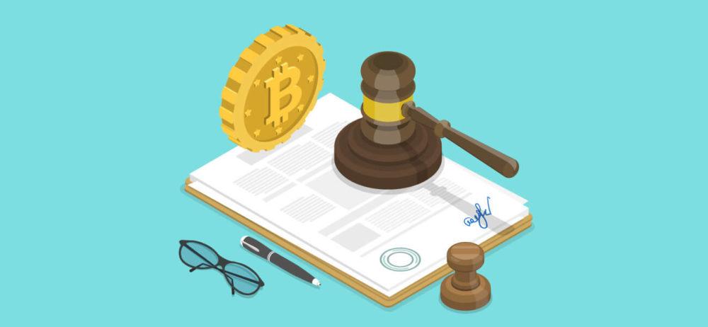 Regulamiento Blockchain