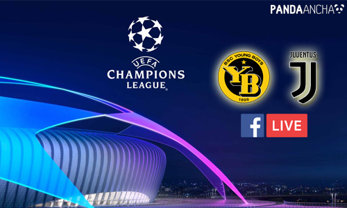 Young Boys vs Juventus en vivo por Facebook