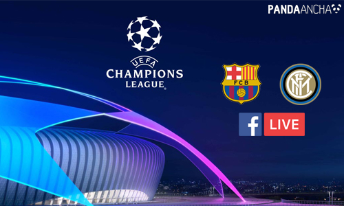 Barcelona vs Inter en vivo por Facebook