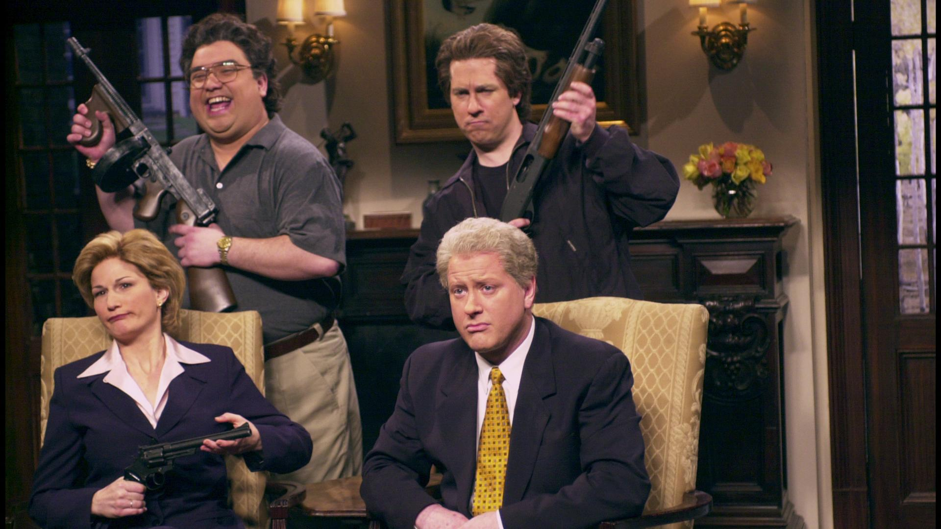 Cracked Up: La historia de Darrell Hammond