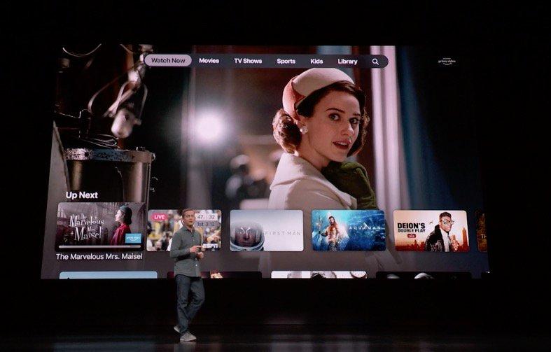 Apple TV+ catálogo