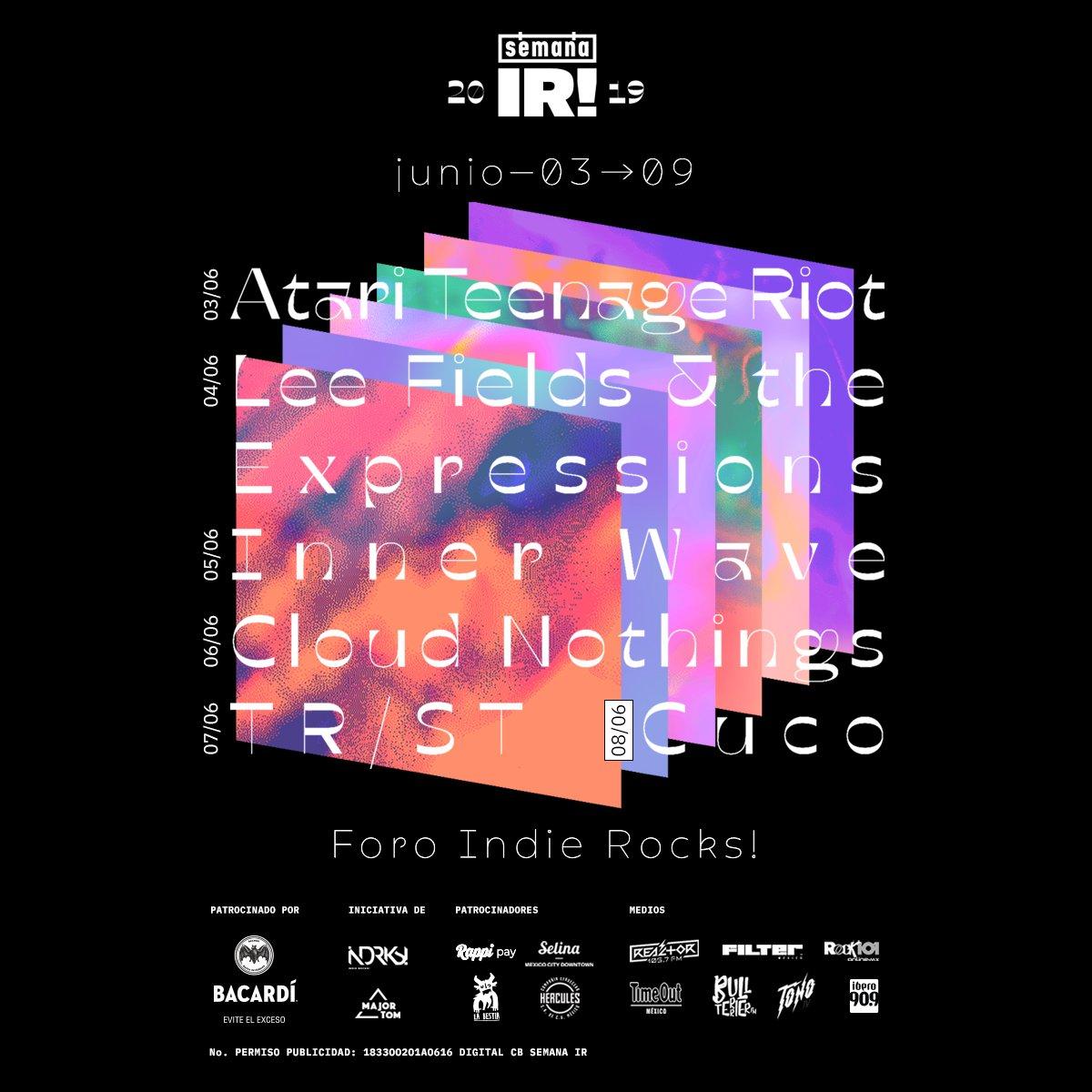 Semana Indie Rocks 2019
