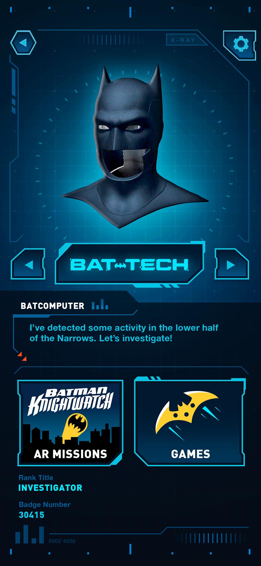 Batman Bat-Tech Edition de DC cumple con la normativa COPPA