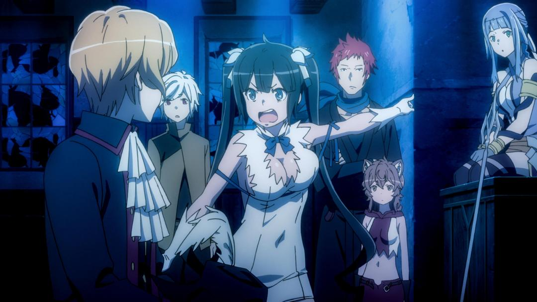 DanMachi: Arrow of Orion