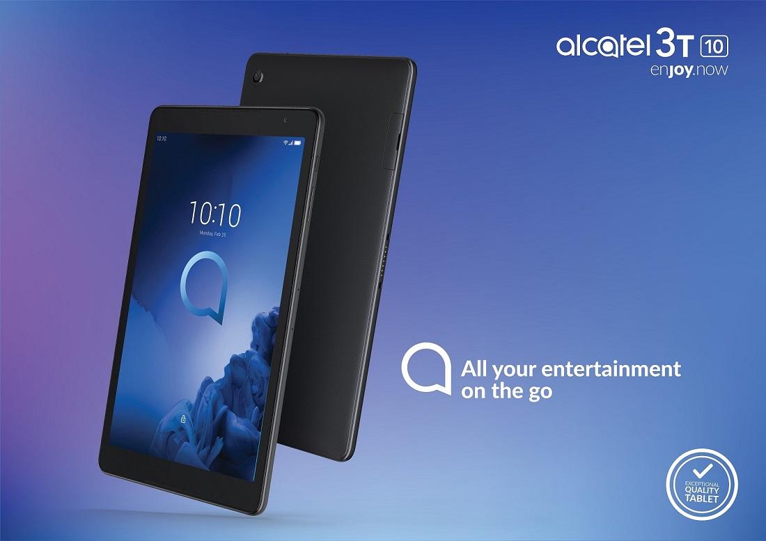 Nuevas tabletas Alcatel 2021 para toda la familia