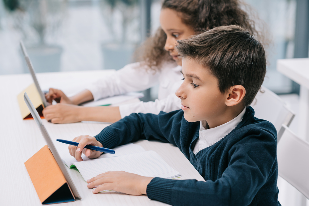 TIC: aumento del uso de tecnología en niños