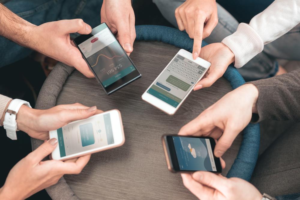 Nueva reconfiguración de Smartphones 2021