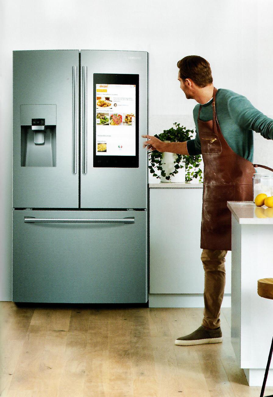 Refrigerador Family Hub