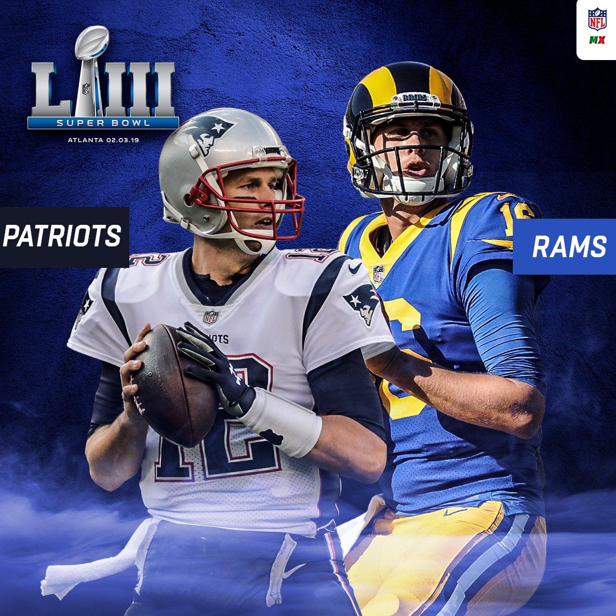 Canales y horarios para ver el Super Bowl LIII