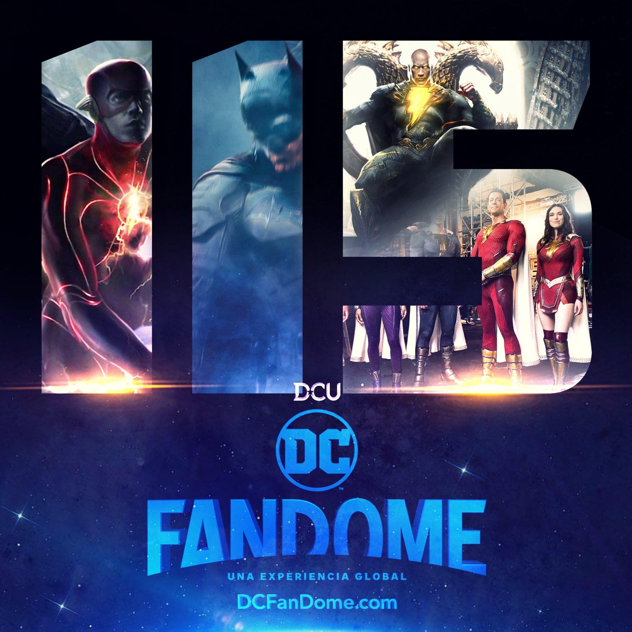 DC FanDome 2021: Fecha y detalles sobre evento global de DC Comics