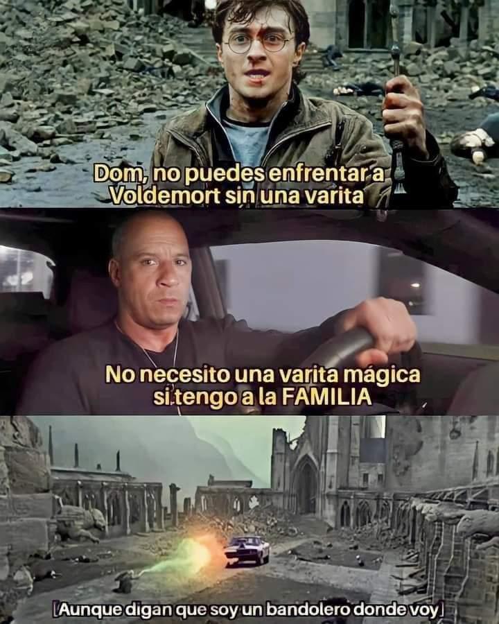 Memes de Toretto