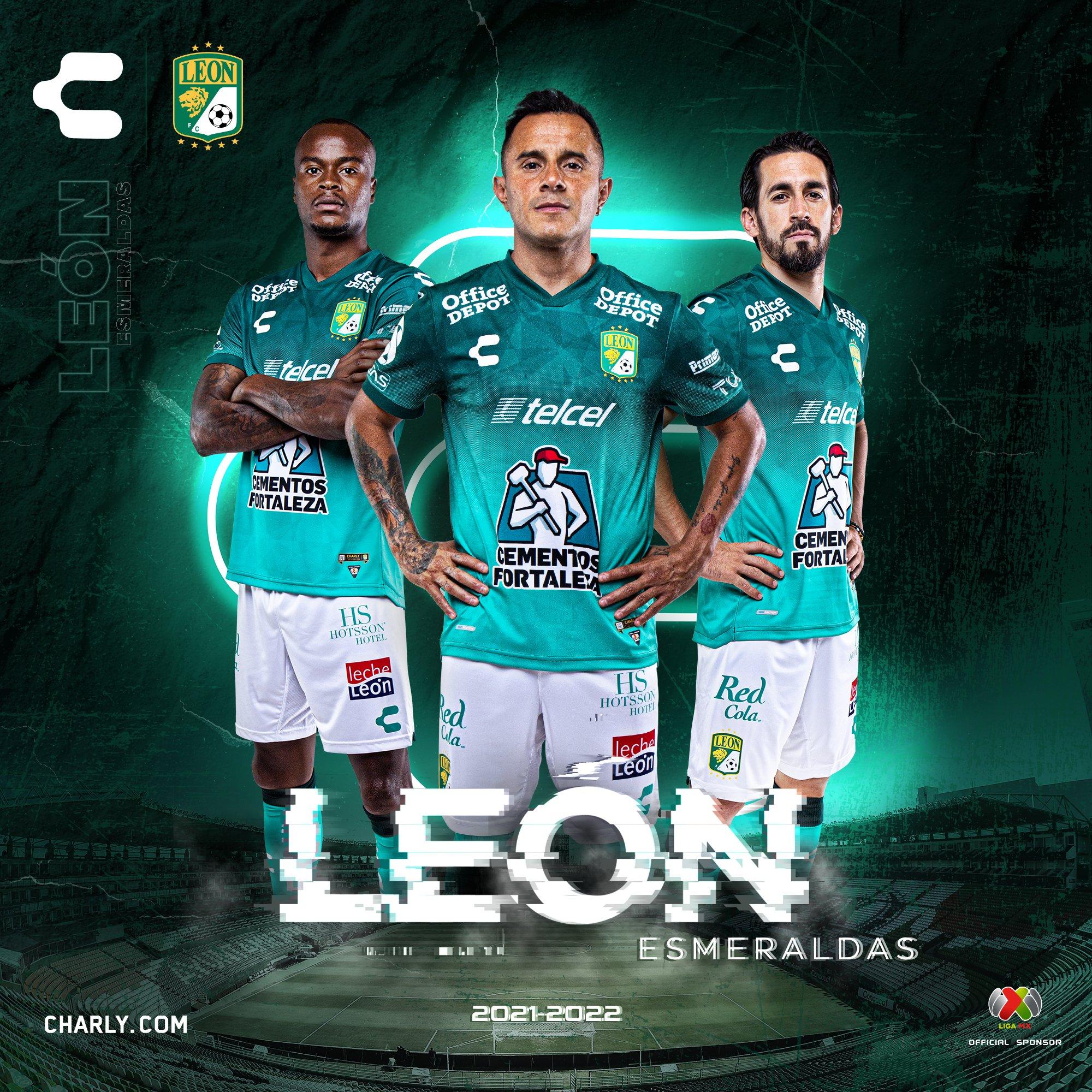 Jersey de local de León para el Apertura 2021