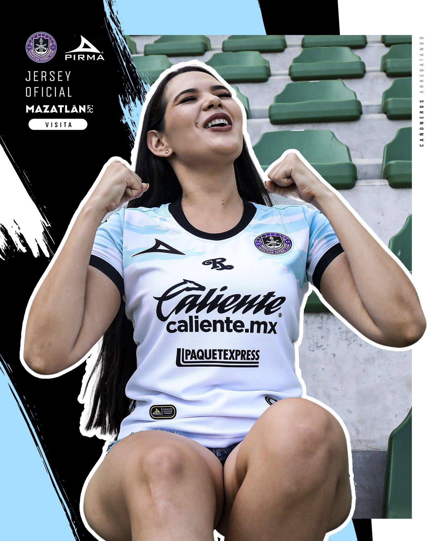 Jersey de visita de Mazatlán para el Apertura 2021